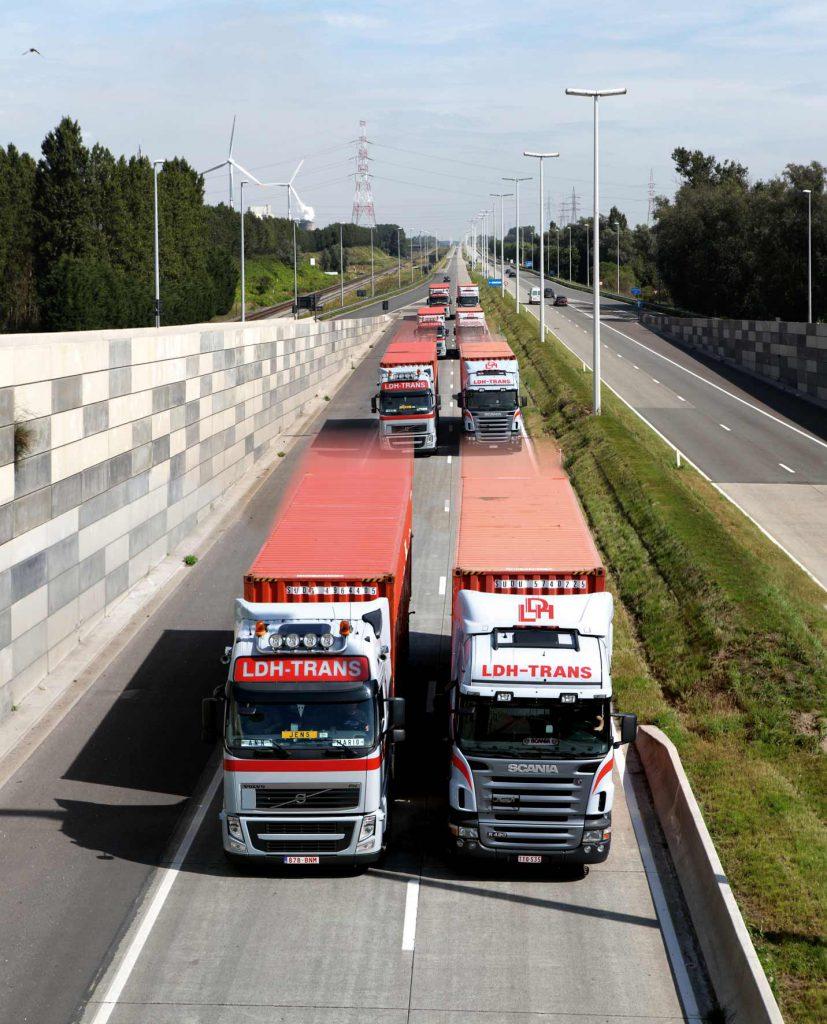 Vrachtwagens-LDH